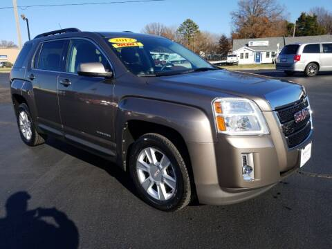 2012 GMC Terrain for sale at Holland's Auto Sales in Harrisonville MO