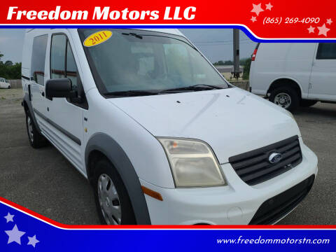 2011 Ford Transit Connect for sale at Freedom Motors LLC in Knoxville TN