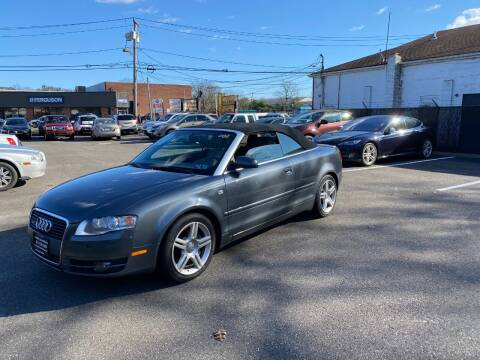 2008 Audi A4 for sale at QUALITY AUTO SALES OF NEW YORK in Medford NY