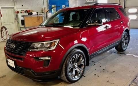 2018 Ford Explorer for sale at Reinecke Motor Co in Schuyler NE