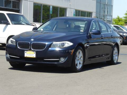 2012 BMW 5 Series for sale at Loudoun Motor Cars in Chantilly VA