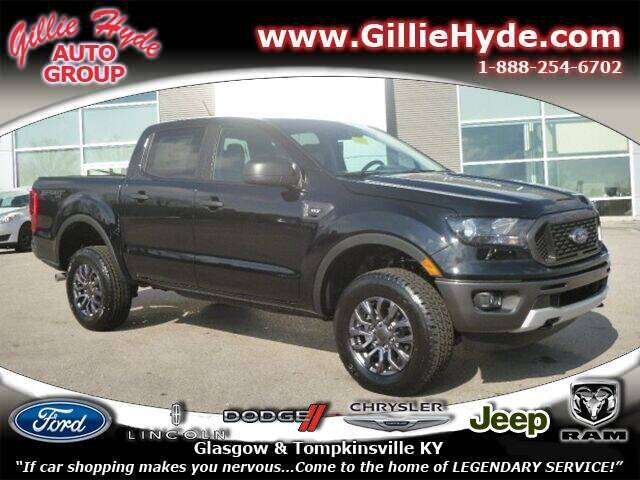 2021 Ford Ranger for sale at Gillie Hyde Auto Group in Glasgow KY