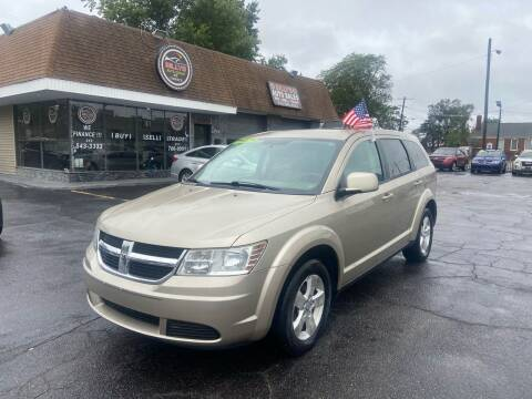 2009 Dodge Journey for sale at Billy Auto Sales in Redford MI