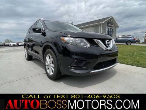 2014 Nissan Rogue for sale at Auto Boss in Woods Cross UT
