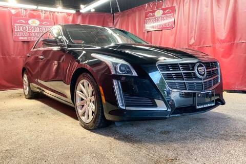 2014 Cadillac CTS for sale at Roberts Auto Services in Latham NY