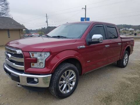 2016 Ford F-150 for sale at Arkansas Wholesale Auto Sales in Hot Springs AR