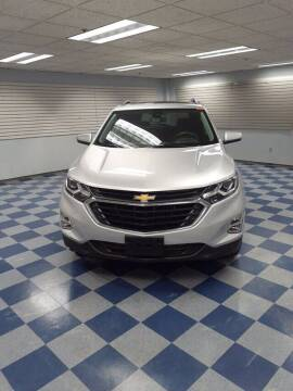 2020 Chevrolet Equinox for sale at Mirak Hyundai in Arlington MA