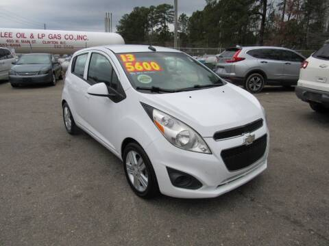 2013 Chevrolet Spark for sale at Auto Bella Inc. in Clayton NC