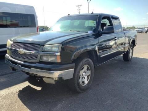 2004 Chevrolet Silverado 1500 for sale at Your Own Auto Sales Inc. in Wichita KS