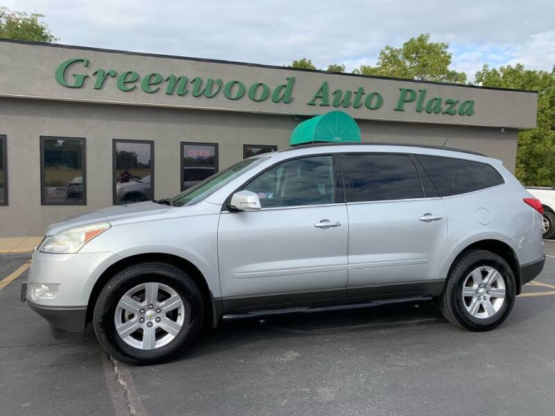 2011 Chevrolet Traverse for sale at Greenwood Auto Plaza in Greenwood MO