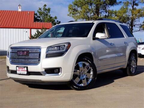 2015 GMC Acadia for sale at Bryans Car Corner in Chickasha OK