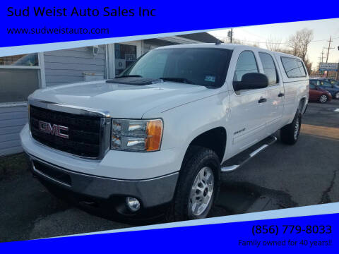 2011 GMC Sierra 2500HD for sale at Sud Weist Auto Sales Inc in Maple Shade NJ