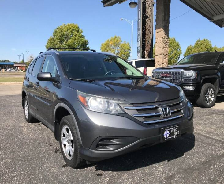 2012 Honda CR-V for sale at Atlas Auto in Grand Forks ND