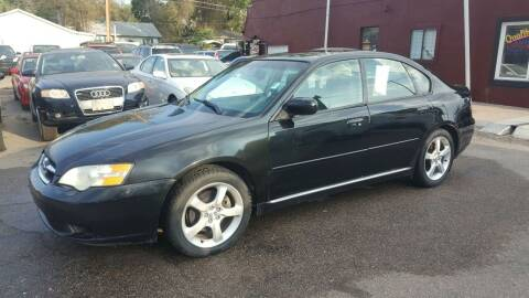 2006 Subaru Legacy for sale at B Quality Auto Check in Englewood CO