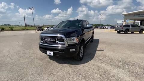 2018 RAM Ram Pickup 2500 for sale at ATASCOSA CHRYSLER DODGE JEEP RAM in Pleasanton TX