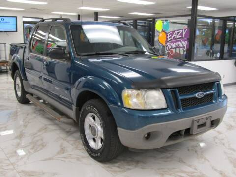 2001 Ford Explorer Sport Trac for sale at Dealer One Auto Credit in Oklahoma City OK
