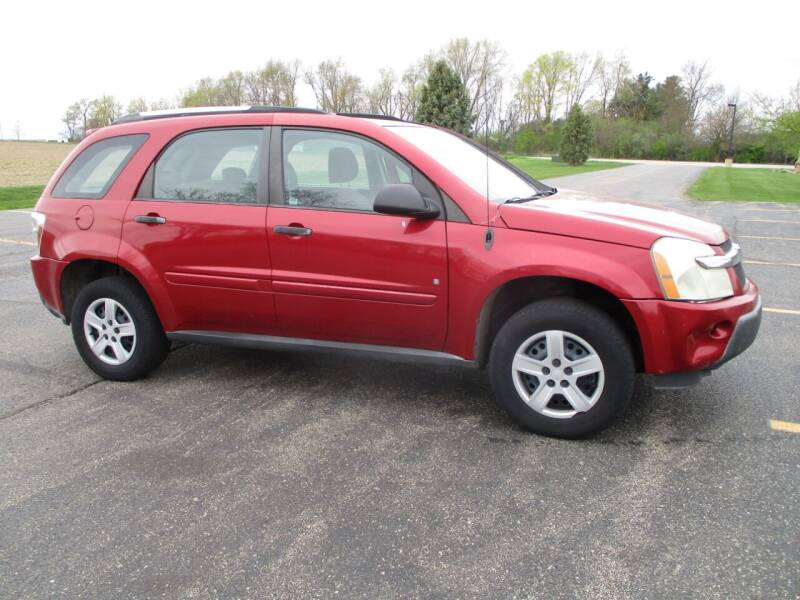 2006 Chevrolet Equinox for sale at Crossroads Used Cars Inc. in Tremont IL