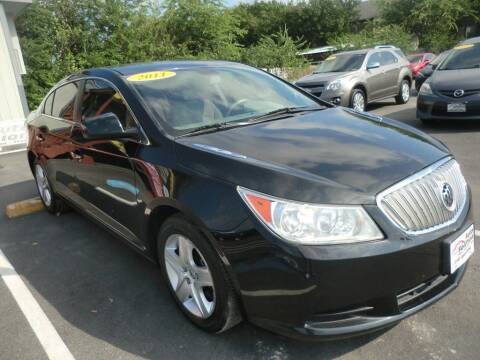 2011 Buick LaCrosse for sale at Auto Solution in San Antonio TX