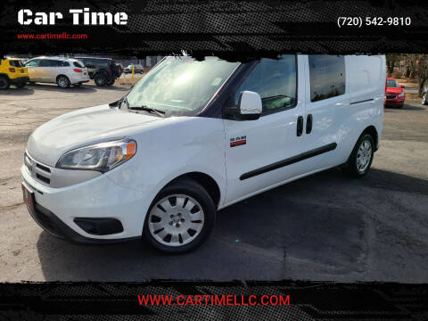 2018 RAM ProMaster City Cargo for sale at Car Time in Denver CO