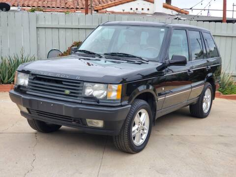 2001 Land Rover Range Rover for sale at Gold Coast Motors in Lemon Grove CA
