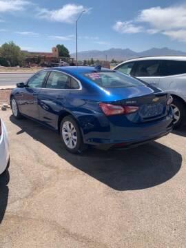2019 Chevrolet Malibu for sale at Poor Boyz Auto Sales in Kingman AZ