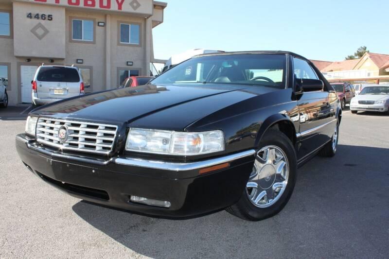 2001 Cadillac Eldorado for sale at Best Auto Buy in Las Vegas NV