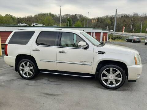 2007 Cadillac Escalade for sale at Green Tree Motors in Elizabethton TN