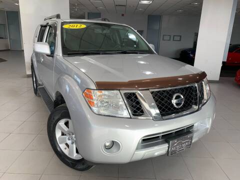 2012 Nissan Pathfinder for sale at Auto Mall of Springfield in Springfield IL