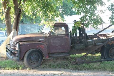 1948 Chevrolet Wrecker for sale at Haggle Me Classics in Hobart IN