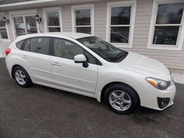 2013 Subaru Impreza for sale at Bachettis Auto Sales in Sheffield MA