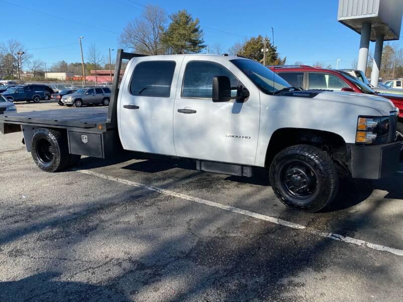 2014 Chevrolet Silverado 3500HD for sale at Carz Unlimited in Richmond VA