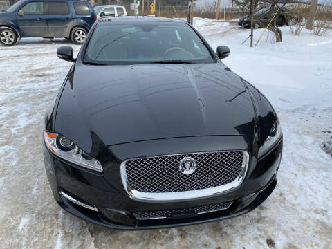 2013 Jaguar XJL for sale at Richard C Peck Auto Sales in Wellsville NY