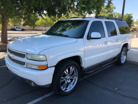 2004 Chevrolet Suburban for sale at Ideal Cars in Mesa AZ