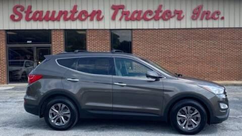 2014 Hyundai Santa Fe Sport for sale at STAUNTON TRACTOR INC in Staunton VA