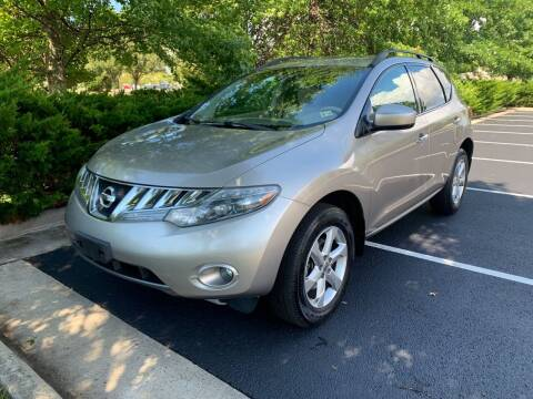 2010 Nissan Murano for sale at Dreams Auto Group LLC in Sterling VA