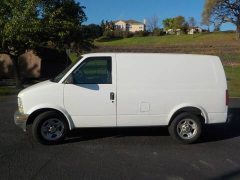 2003 Chevrolet Astro Cargo for sale at Royal Motor in San Leandro CA