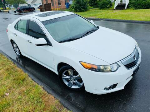 2012 Acura TSX for sale at Kensington Family Auto in Berlin CT