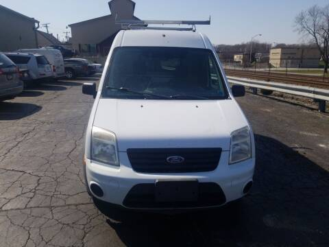 2012 Ford Transit Connect for sale at Discovery Auto Sales in New Lenox IL