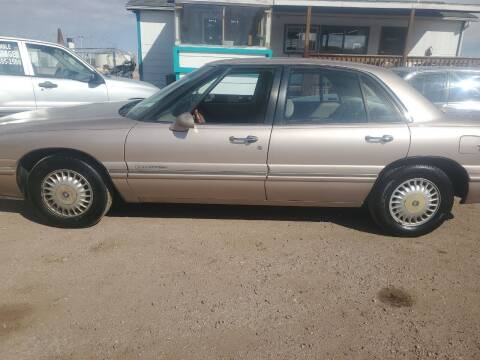1999 Buick LeSabre for sale at PYRAMID MOTORS - Fountain Lot in Fountain CO