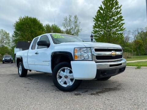 2009 Chevrolet Silverado 1500 for sale at Rite Track Auto Sales in Canton MI