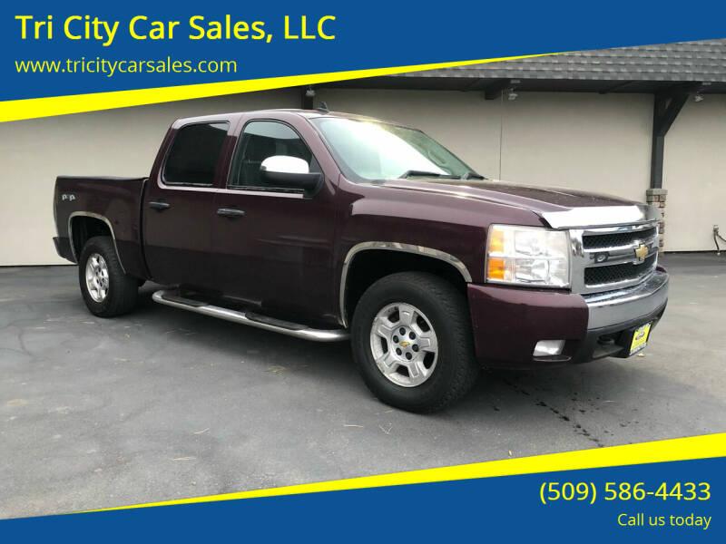 2008 Chevrolet Silverado 1500 for sale at Tri City Car Sales, LLC in Kennewick WA