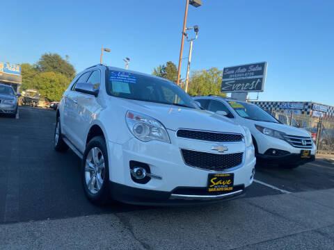 2012 Chevrolet Equinox for sale at Save Auto Sales in Sacramento CA