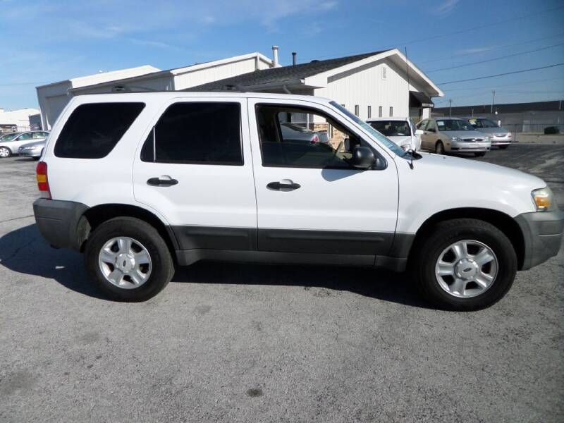 2005 Ford Escape for sale at Budget Corner in Fort Wayne IN