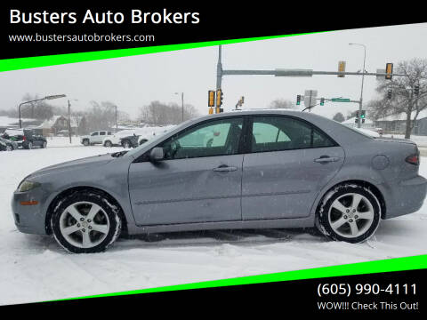 2008 Mazda MAZDA6 for sale at Busters Auto Brokers in Mitchell SD