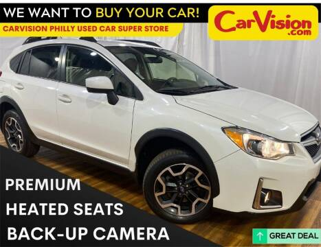 2017 Subaru Crosstrek for sale at Car Vision Mitsubishi Norristown - Car Vision Philly Used Car SuperStore in Philadelphia PA