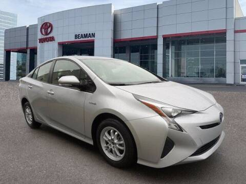 2018 Toyota Prius for sale at BEAMAN TOYOTA in Nashville TN