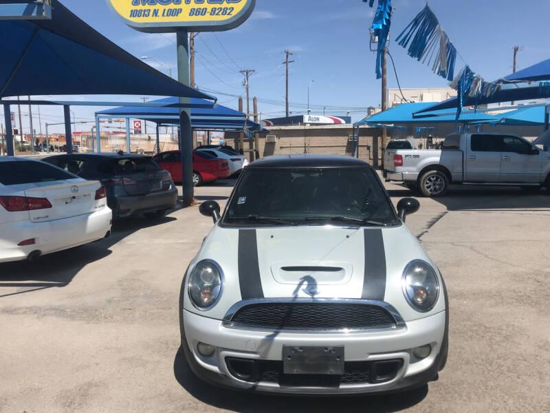2012 MINI Cooper Hardtop for sale at Autos Montes in Socorro TX