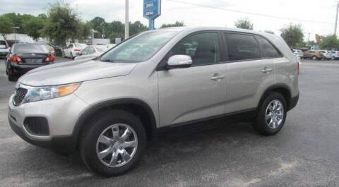 2012 Kia Sorento for sale at Blue Book Cars in Sanford FL