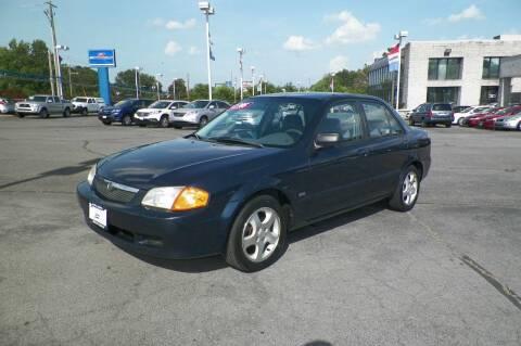 1999 Mazda Protege for sale at Paniagua Auto Mall in Dalton GA