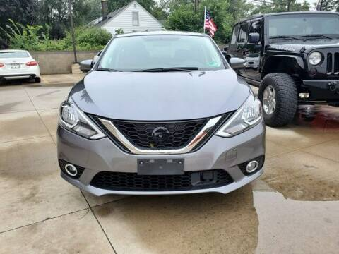 2019 Nissan Sentra for sale at Great Ways Auto Finance in Redford MI